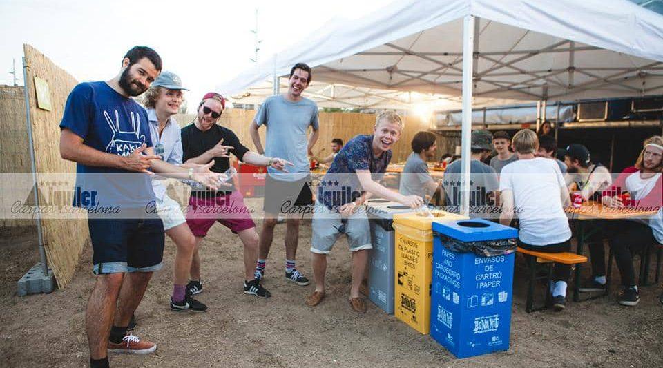 Lloguer de carpes per festivals