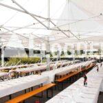 Tendals elegants per a festes i catering