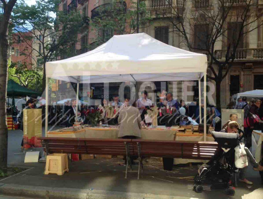 Lloguer de carpes Barcelona